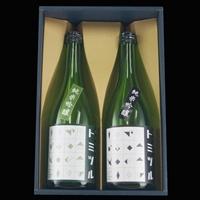 とみつる 純米吟醸セレクト 〔とみつる純米吟醸720ml×2〕 滋賀県 日本酒 富鶴