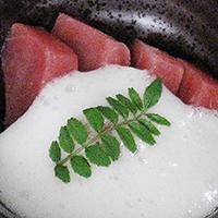 自然薯とろろ味わいセット 〔自然薯とろろ醤油味60g×4、はかた白とろろ60g×4〕 福岡県 冷凍総菜 自然薯王国