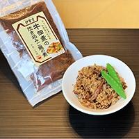 牛佃煮 炊き込みご飯の素 〔2合用〕 東京 国産 牛肉 佃煮 炊き込みごはん 素 伊勢重