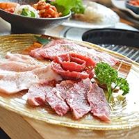 焼肉用 特上 牛肉セット 折 〔300g〕 東京 国産 牛肉 黒毛和牛 A5ランク 伊勢重