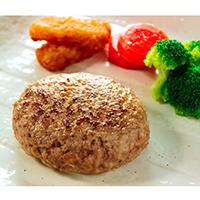 人形町今半 黒毛和牛 ハンバーグ 〔黒毛和牛・黒毛和牛合挽 各100g×各4〕 東京 国産 肉 惣菜