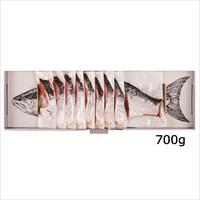 カナダ産 紅鮭姿切 〔700g〕 鮭 冷凍 東京 王子サーモン