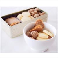クッキー SS 3缶セット 〔3種計140g×3〕 焼き菓子 洋菓子 神奈川 ラ・マーレ・ド・チャヤ 葉山本店