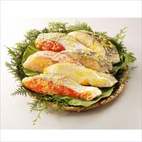西京漬 笹巻 F-50 〔銀ざけ、鰆、銀ひらす、からすがれい×各2〕 西京漬け 魚介 漬魚