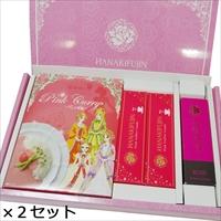 ピンクギフトセット 2セット 〔(華貴婦人ピンク華麗、ピンク珈琲キャンディ6粒×2、ピンク醤油ROSE50)×2〕 鳥取 カレー 華貴婦人