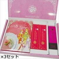 ピンクギフトセット 3セット 〔(華貴婦人ピンク華麗、ピンク珈琲キャンディ6粒×2、ピンク醤油ROSE50)×3〕 鳥取 カレー 華貴婦人
