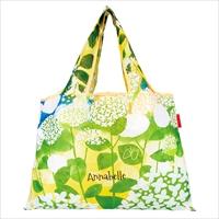ショッピングバッグ Annabelle 〔W53×H40cm、持ち手20cm〕 バッグ エコバッグ