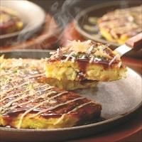 千房 お好み焼セット B2 〔豚玉・ねぎ焼・もちチーズ×各2、いか玉〕 お好み焼 惣菜