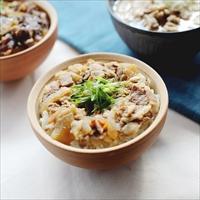 岡山 味豚丼 10食セット 〔150g×10〕 料理の素 惣菜