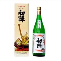 初陣純米大吟醸 箱入り 〔1.8L〕 純米大吟醸 日本酒 島根 初陣蔵元古橋酒造