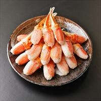 レンジでポン!生ずわい爪肉 600g 〔300g×2〕 蟹 ズワイガニ 冷凍