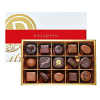 コフレドショコラ 〔15個入〕 ボンボン チョコレート 東京 ダロワイヨ