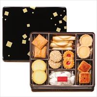 フールセック 缶 大〔サブレ×38枚・スフレ×1袋〕 クッキー 洋菓子 東京 ダロワイヨ