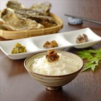 ごはんの友 詰合せ 〔ワイン煮・カレー風味・中華風味各100g〕 牡蠣 惣菜 宮城 ごちそうがき