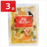 陳建一 本格八宝菜 〔150g×4〕 中華 惣菜 冷凍 東京 陳 建一