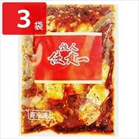 陳建一 本格四川麻婆豆腐 〔150g×4〕 中華 惣菜 冷凍 東京 陳 建一