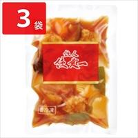 陳建一 酢豚 〔150g×4〕 中華 惣菜 冷凍 東京 陳 建一