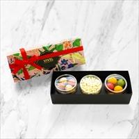 チョコレート アソート3個入 2箱セット 〔(パールチョコレート2種・クランチチョコレート1種)×2〕 洋菓子 神奈川 VIVEL PATISSERIE