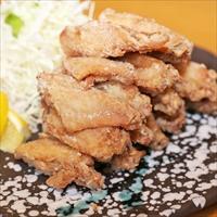 手羽中のからあげ 〔350g×2〕 からあげ 鶏肉 冷凍 大分 綾鶏