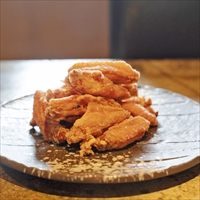 手羽中のからあげ 〔350g×5〕 からあげ 鶏肉 冷凍 大分 綾鶏