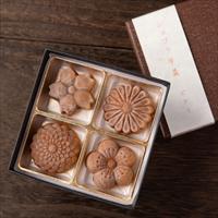 ショコラ羊羹 ビター 4個入 3箱セット 〔4個×3〕 羊羹 洋菓子 新潟 本丸池田屋
