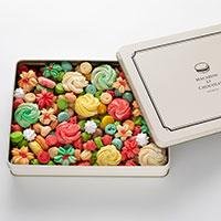 マカロンボーロ 吹寄せ 〔350g〕 マカロン ボーロ 洋菓子 東京 MACARON ET CHOCOLAT