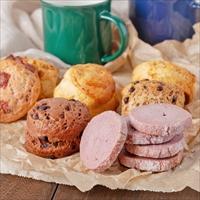 人気のビスケット6種類と紅芋クッキーセット 〔ビスケット6種・クッキー2枚入×6〕 焼き菓子 沖縄 otama
