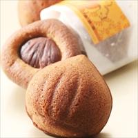 栗ケーキ 10個入〔40g×10〕 焼き菓子 洋菓子 兵庫 パティスリー・クリ