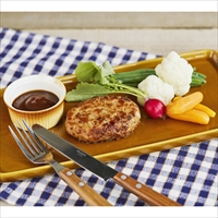 南ぬ豚 ハンバーグ 6個 セット 〔140g×6〕 ハンバーグ 惣菜 沖縄 やえやまファーム