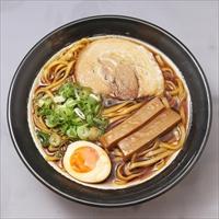 大阪 ブラックラーメン 金久右衛門 大 18個 〔(麺・スープ×各4)×18〕 醤油 ラーメン なにわ きんぐえもん