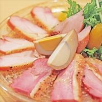 スモークチキン 噛む噛む 8パック 〔80g×8〕 鶏肉 惣菜 冷蔵 愛媛 イヨエッグ