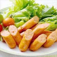 米っ娘どりソーセージ 8パック 〔5本×8〕 鶏肉 惣菜 冷蔵 愛媛 イヨエッグ