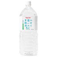 かぞく想いの天然水 2L×6本入り×2ケース 〔(2L×6)×2〕 水 アルカリイオン水