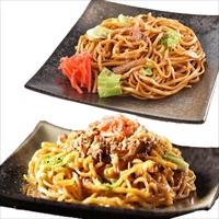 富士宮やきそば 食べ比べセット 〔富士宮やきそば・吉野家牛肉やきそば各2食入×各3〕 焼きそば 惣菜 静岡 やきそば王国