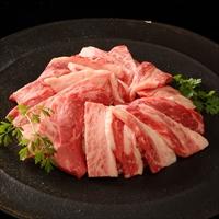 神戸ビーフ バラエティ肉 モモ・カタ・バラ 400g 〔200g×2・牛脂約10g×2〕 牛肉 国産