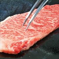 佐賀牛 A5ランク ロースステーキ 2枚 冷凍 〔250g×2〕 牛肉 国産