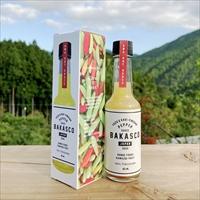 バカスコ 柚子酸味のペッパーソース マニアセット 〔60ml×5〕 調味料 徳島 阪東食品