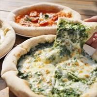 沖縄 琉球ピザ エンゾ アーサークリームピザ 〔1枚280g×3〕 ピザ 惣菜 pizzeria da ENZO