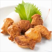 お魚でつくった燻製!フィッシュナゲット サーモン味 〔(8g×7)×10〕 ナゲット 惣菜 香川