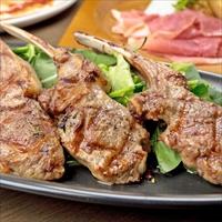 豪州産 熟成冷凍 ラムチョップ 〔8本入×20〕 羊肉