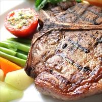豪州産 牛肉 Tボーン&Lボーンステーキ 400g入り20枚 〔400g×20〕 オージービーフ 惣菜