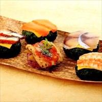 わさび葉寿司セット 4箱 セット 〔(わさび葉寿司鯖 ほか全5種)×4〕 寿司 惣菜 奈良 わさび葉寿司 うめもり