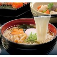 つりがね白石温麺 40食 〔(100g×4)×10〕 温麺 麺類 宮城