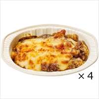 佐賀牛挽き肉入り焼きカレー 〔230g×4〕 カレー 惣菜 かねすえ