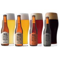 ドクトルホップ セット 〔ヴァイツェン・ペールエール・レッドエール・スタウト各330ml〕 地ビール 酒 岩手 いわて蔵ビール 世嬉の一酒造