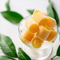 ホシフルーツ ゆめほっぺみかんアイス 30粒 〔9ml×30〕 アイス 氷菓 山口