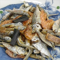 小魚の二名煮 ギフトセット 〔8g×24〕 乾物 おやつ 愛媛 龍宮堂