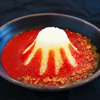 富士山カレー お試しセット B 赤い富士山カレー 〔200g×2〕 カレー 惣菜