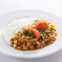 健康カレー 無添加チキンキーマカレー 20食 〔180g×20〕 カレー 惣菜