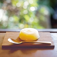 葉山夏みかん 夏柑くずもち 〔3個×2〕 くずもち 和菓子 神奈川 日影茶屋